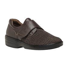 Propet Women's Olivia Comfort Slip On Shoes - Bronco Brown Size 8 XX-Wide NIB