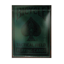 Bicycle Tactical Field Playing Cards - 1 Sealed Deck