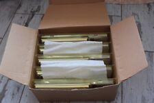 LOTTO ODL Bagagliaio vendita Windsor 4 Gang 2 Vie Luci Interruttore della luce in ottone x 5