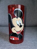 Verre Mickey MK Disneyland Paris glass Neuf Disney  Neuf
