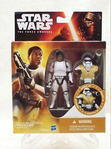 "Star Wars The Force Awakens FINN FN-2187 3.75"" Action Figure B6591 B3886 Disney"
