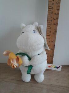 Aurora Moomin - Soft Toy - White