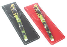 More details for schipperke breed of dog pen choose red or black pen case perfect gift