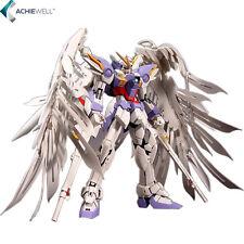 1:100 MG Gundam 20cm Wing Zero Wing Fighter Anime Assembled Figure