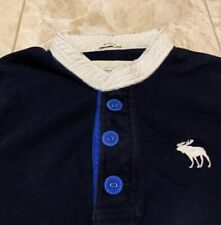 Abercrombie And Fitch Moose Muscle T-Shirt Size Men's Medium