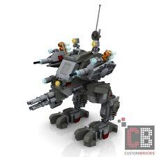 CUSTOM PDF Bauanleitung AT-AW für LEGO® Steinen zB. STAR WARS™