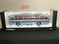 Norev 530012 saviem S53M diecast model transcar excursion bus coach