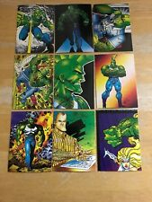 Savage Dragon Comic Images Near Complete Set Trading Cards 1992 NM/M 87 Of 90