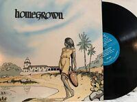 Various - Home Grown V LP 1977 KGB Records VG+ - San Diego Artists!