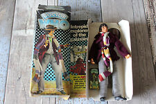 "Doctor Who 4th Dr. 10"" inch action figure BBC TOM BAKER 1976 Denys Fisher Mego"