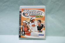 PS3 Playstation 3 - jeu VIRTUA TENNINS 2009 complet