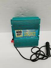 Vector Power-on-Board 400 WATT. 12v DC to 110v AC Power Inverter. 800w Peek