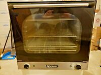 Adcraft COH-2670W Half Size Convection Oven - 208/240V, 2670W  WORKING CONDITION