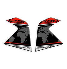 PROTEZIONI LATERALI LATERAL PROTECTIONS K KTM 1290 SUPER – ADVENTURE R L-030