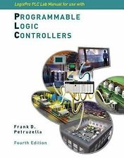 LogixPro PLC Lab Manual w/ CD-ROM, , Petruzella, Frank, New, 2010-10-14,
