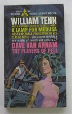 Belmont Double #B60-077 William Tenn Dave Van Arnam 1968 1St Ed Pb