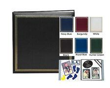 Pioneer SB-700 Scrap Book Photo Album -Asst Colors SB700
