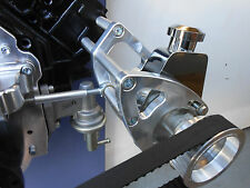 ford cleveland / windsor billet power steering bracket
