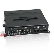ZAPCO DSP-Z8 Car Audio 8-Channel Full Digital Sound Signal Processor DSP New