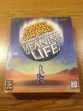 * Monty Python's The Meaning of Life (PC 1997) * NEW!! Boxed Version