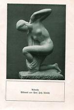 """Bild """"Badende"""" aus altem Buch  (OR1)"""