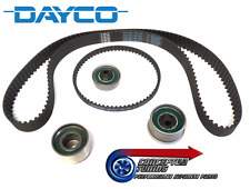 Dayco Cambelt Timing and Balance Shaft Belt Kit - Mitsubishi EVO VII 7 CT9A 4G63