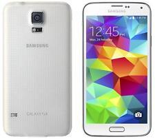 Samsung Galaxy S5 G900P 16GB 4G LTE White (Sprint- GSM UNLOCKED) Smartphone USED