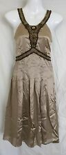BNWT Silk & Hand Embellished M&S LIMITED COLLECTION Dress Size 12 Tag Shows £69
