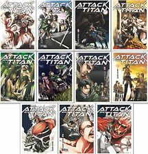 Attack on Titan Serie Hajime Isayama Manga