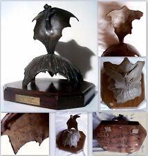 SCULTURA D'AUTORE  CROCIFISSIONE  071 Bronzo cp Archiviata+Autentica medippolito