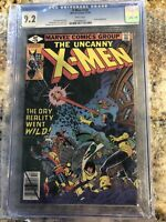 X-Men 128 CGC 9.2 NM- White Pages DIRECT ED Proteus Perez, Byrne and Austin Art!