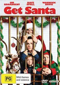 Get Santa DVD Region 4 NEW+SEALED