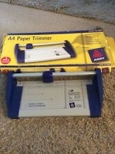 BEEN USED IN BOX AVERY A4 PAPER TRIMMER WHEEL BLADE NEEDS SHARPENED