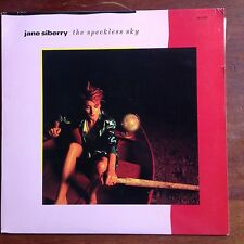 Jane Siberry The Speckless Sky PROMO LP Duke 1985 NM
