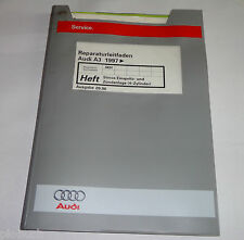 Manuale D'Officina Audi A3 8L Simos Sistema di Iniezione/Sistema Accensione