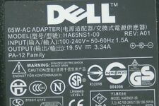 DELL HA65NS1-00 65W-AC 19.5V 3.34A Power Supply
