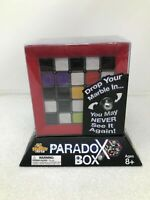 NEW Paradox Box  Challenging Labyrinth Game Fat Brain Games Maze Puzzle