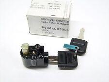 Lenkschloß mit 2 Schlüsseln für Sachs MadAss 50 und 125 ET: P4064905001000680