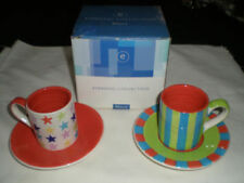 Whittard of Chelsea Coffee Cup and Saucer Sets