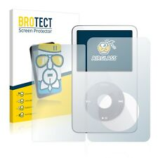 Apple iPod classic video (Front + Back, 5. Generation ) Glass Protector Ultra
