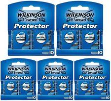 Wilkinson Sword Protector Rasierklingen Ersatzklingen 5x 10er Pack 50 Stück
