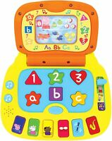 Peppa Pig PP02 Laugh and Learn Laptop Electronic Toy Multi