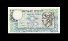 14.2.1974 REPUBBLICA ITALIA 500 LIRE ITALY (( aUNC ))