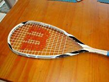 "Wilson K Factor K 115 Squash Racquet ""Excellent"""