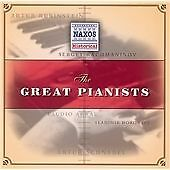 The Great Pianists, Various Artists, Very Good CD