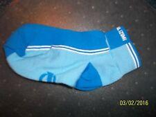 1 pr Ladies Blue/wh Pearlizumi Socks. Sz Sm . New w/o tags