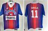 Paris Saint Germain PSG Home Football Shirt 1993-1994, SIZE XL (BNWT) GINOLA 11