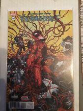Venomverse #4 NM- 9.2 Marvel Comics Venom,Spider-man,Carnage