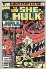 Savage She-Hulk #5 June 1980 VG