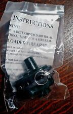 Gun Lock Trigger Green with 2 Keys For Universal Firearms Shotgun Pistol, New